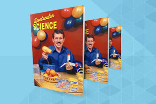 Deane Hutton - SPECTACULAR SCIENCE DVD