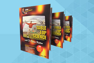 Deane Hutton - Table Top Science DVD